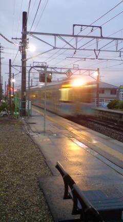 信濃大町駅まで呑みに……